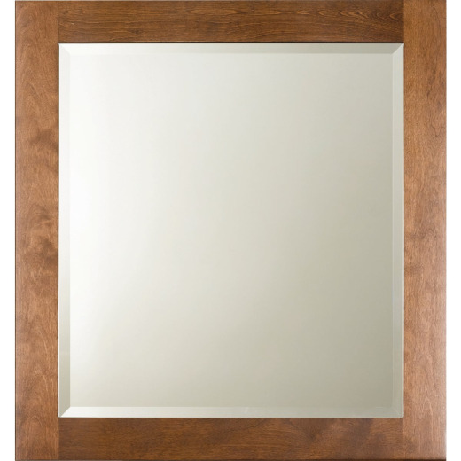 Bertch Dawn 28 In. W x 30 In. H Framed Vanity Mirror