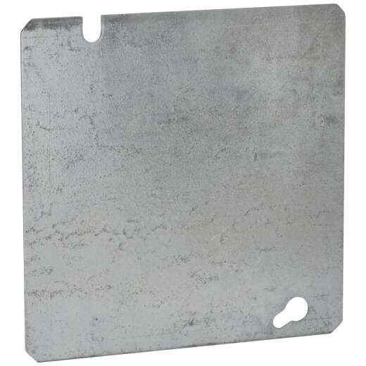 Raco 4-11/16 In. Square Flat Blank Cover