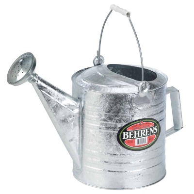 Behrens 10 Qt. Galvanized Steel Watering Can